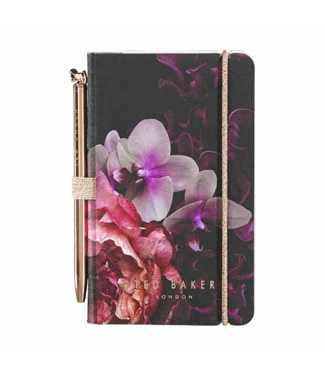 MINI NOTEBOOK WITH PEN