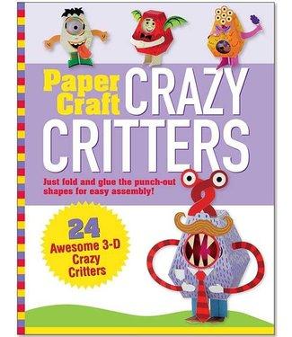 CRAZY CRITTER BOOK