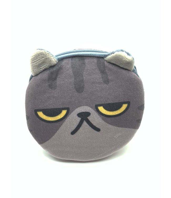 SOFT CAT COIN PURSE