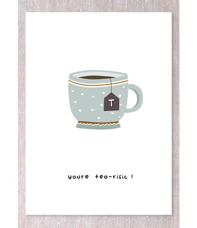 TEA-RIFIC CARD