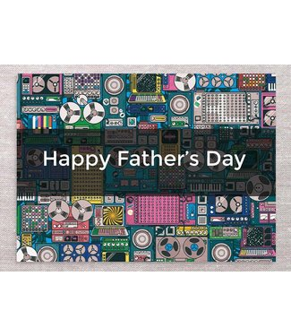 MODULAR FATHER'S DAY CARD