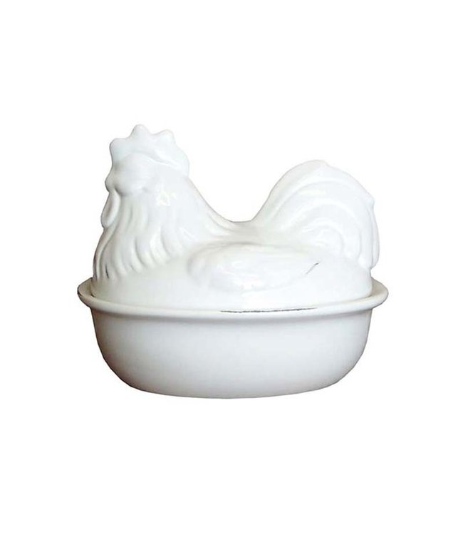 ROOSTER DISH BOWL