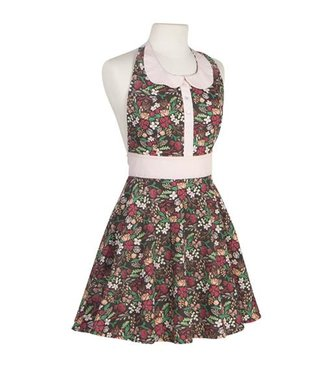 NIGHT BLOOM ZOE APRON