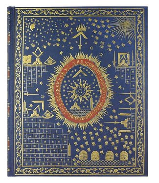 THE CONSTITUTION OF THE MASONS NOTEBOOK