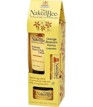 THE NAKED BEE GIFT SET