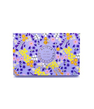 EARL GREY CHOCOLATE BAR POST CARD
