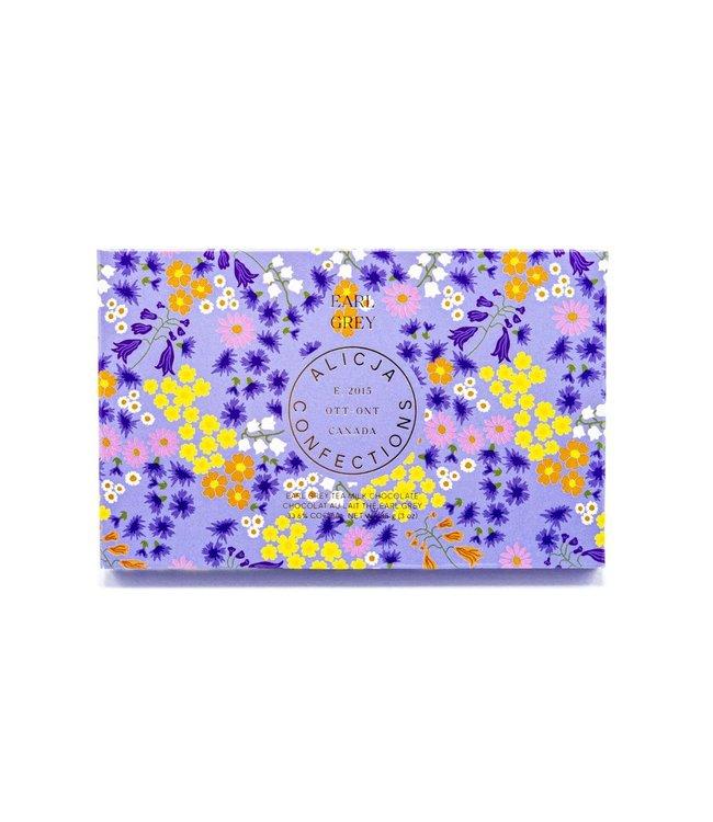 EARL GREY CHOCOLATE BAR POST CARD