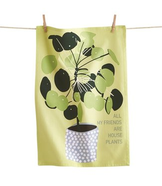 PLANTS DISH TOWEL