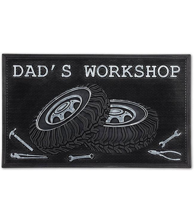 DAD'S WORKSHOP MAT