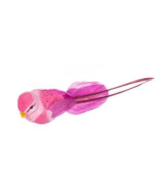 PINK BIRD CLIP