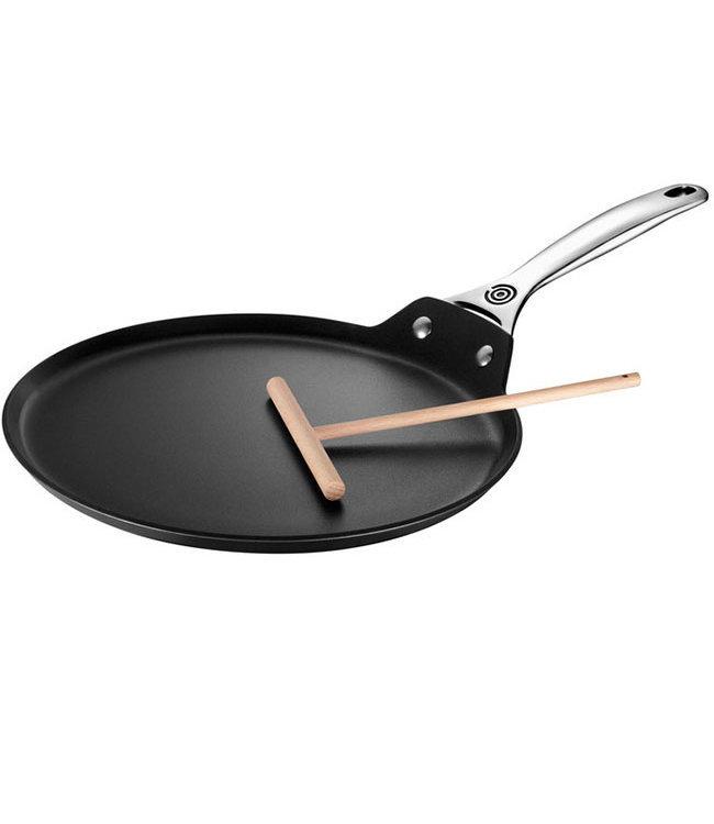 TOUGHENED NONSTICK PRO CREPE PAN