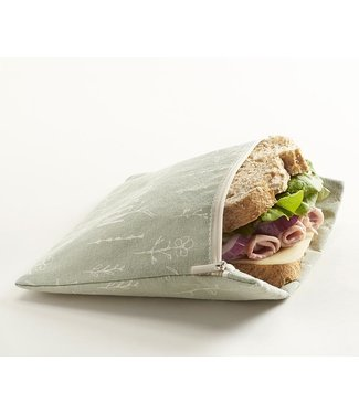 GREEN SHOP SANDWICH BAG