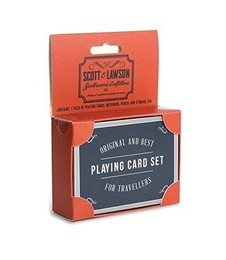 SCOTT & LAWSON PLAYING CARDS
