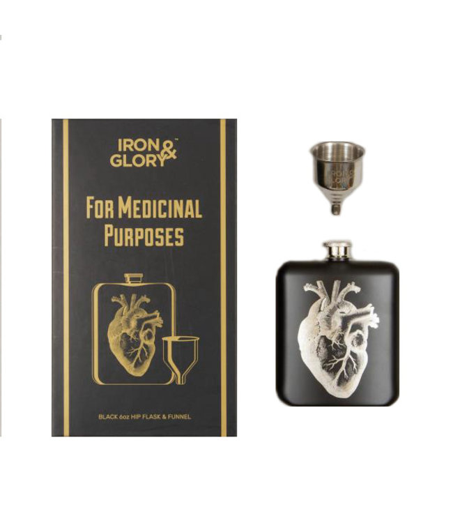 FOR MEDICINAL PURPOSES FLASK