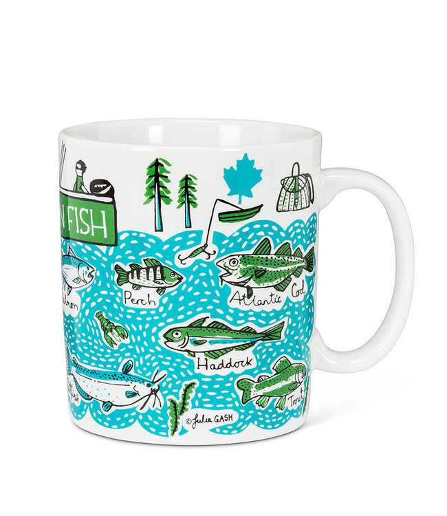 CANADIAN NATURE MUG