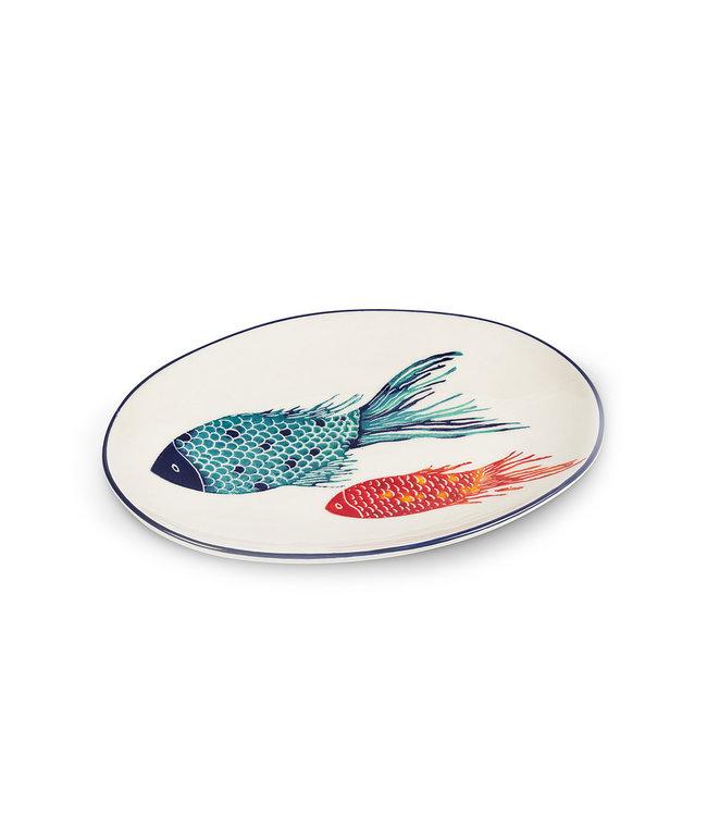 FISH OVAL PLATTER
