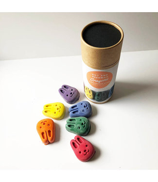 SOY & BEESWAX ECO FRIENDLY CRAYON SET