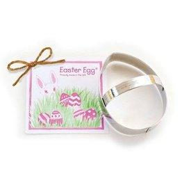 Ann Clark Cookie Cutter Easter Egg, TRAD