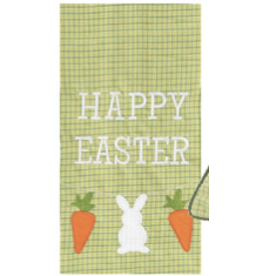 C and F Home Easter Towel Happy Easter