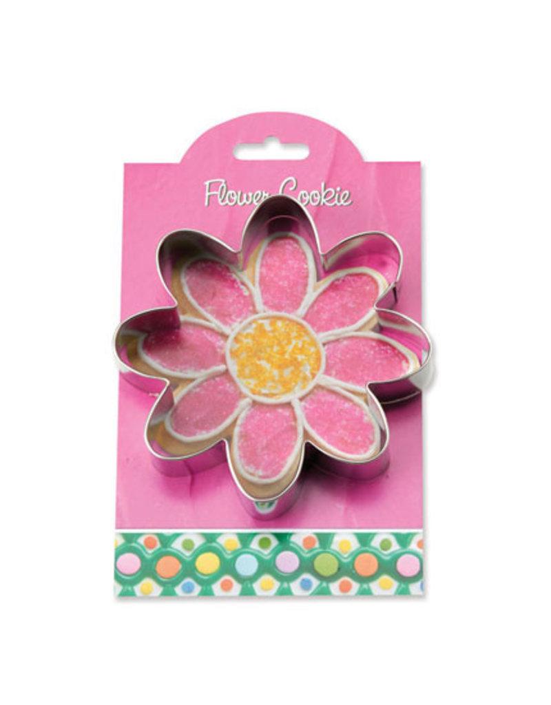 Ann Clark Cookie Cutter Flower with Recipe Card, MMC