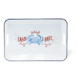 Boston International Crab Boil Tray