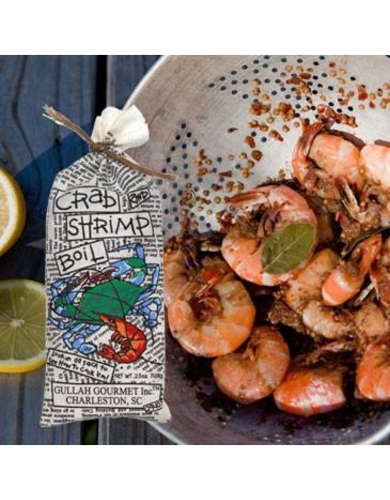 Gullah Gourmet Crab'n Shrimp Boil Mix 2.5oz