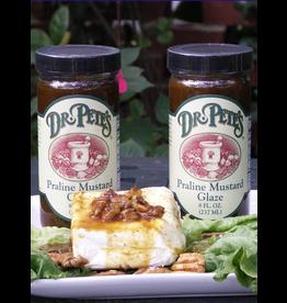 Dr Petes Dr Pete's Praline Mustard Glaze 8oz