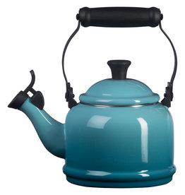 Le Creuset Demi Tea Kettle 1.25oz - Caribbean