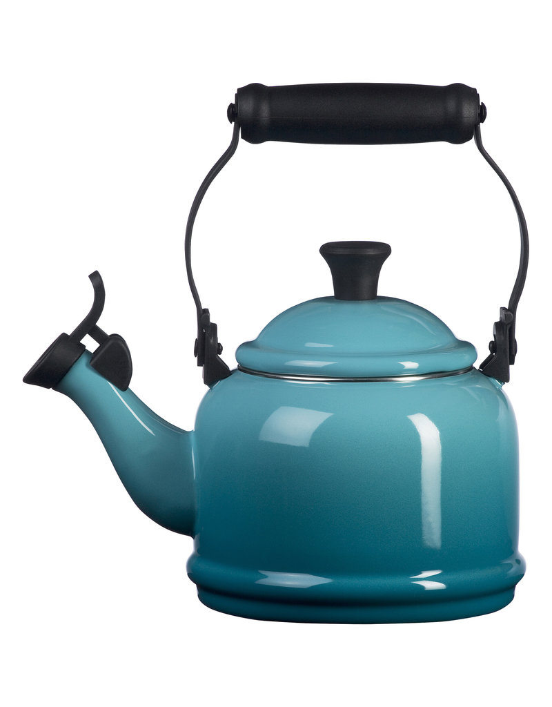 Le Creuset Demi Tea Kettle 1.25oz - Caribbean