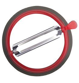 Microplane Grip'n Strip Peeler Red