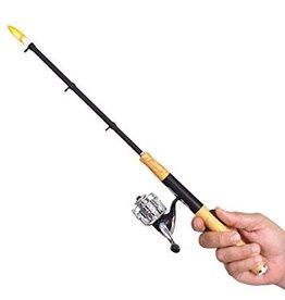 Spinning Reel Fishing Pole Lighter, Refillable