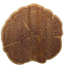 Totally Bamboo Bamboo Tree of Life Board