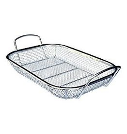 Charcoal Companion Stainless Steel Wire Mesh Roasting Pan