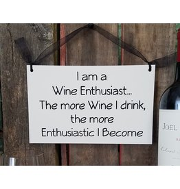 Sign Wine Enthusiast