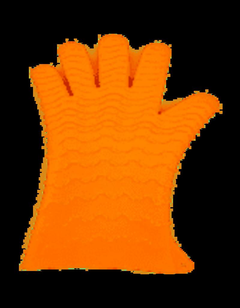 Charcoal Companion Max Heat Resistant Silicone BBQ Oven Glove