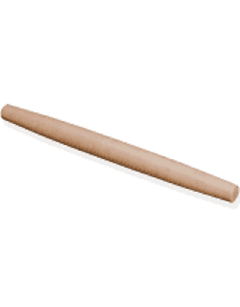JK Adams French Dowel Rolling Pin Curved cir
