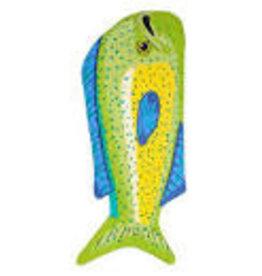 John Ritzenthaler Novelty Mitt-Dolphin Fish