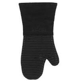 John Ritzenthaler AllClad Silicone Mitt Glove, Black