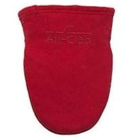 John Ritzenthaler AllClad Silicone Grabber, Chili Red