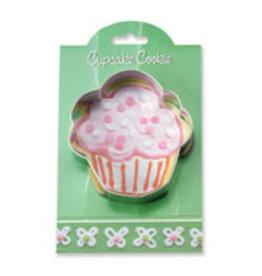 Ann Clark Cookie Cutter Cupcake with Recipe Card, MMC
