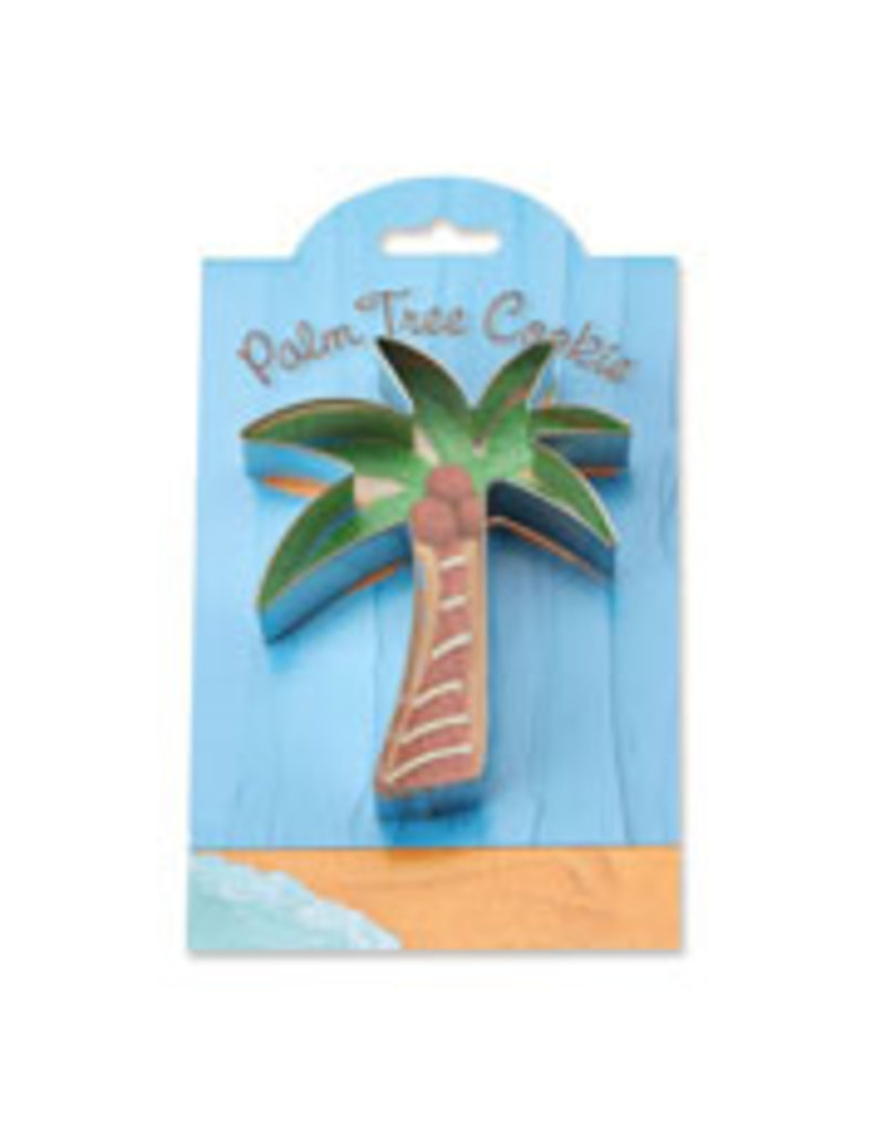 Ann Clark Cookie Cutter Palm Tree with Recipe Card, MMC
