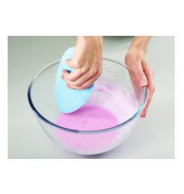 Joseph Joseph Fin Bowl Scraper Plastic