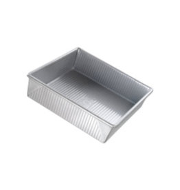 USA Pan Square 8x8 Cake Pan cir