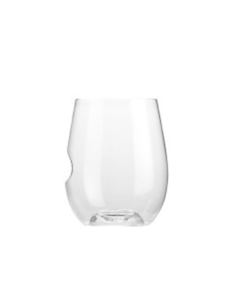 GoVino 16oz Unbreakable Wine Glasses Set of 4
