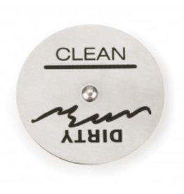 RSVP Endurance Stainless Rotating Dishwasher Magnet
