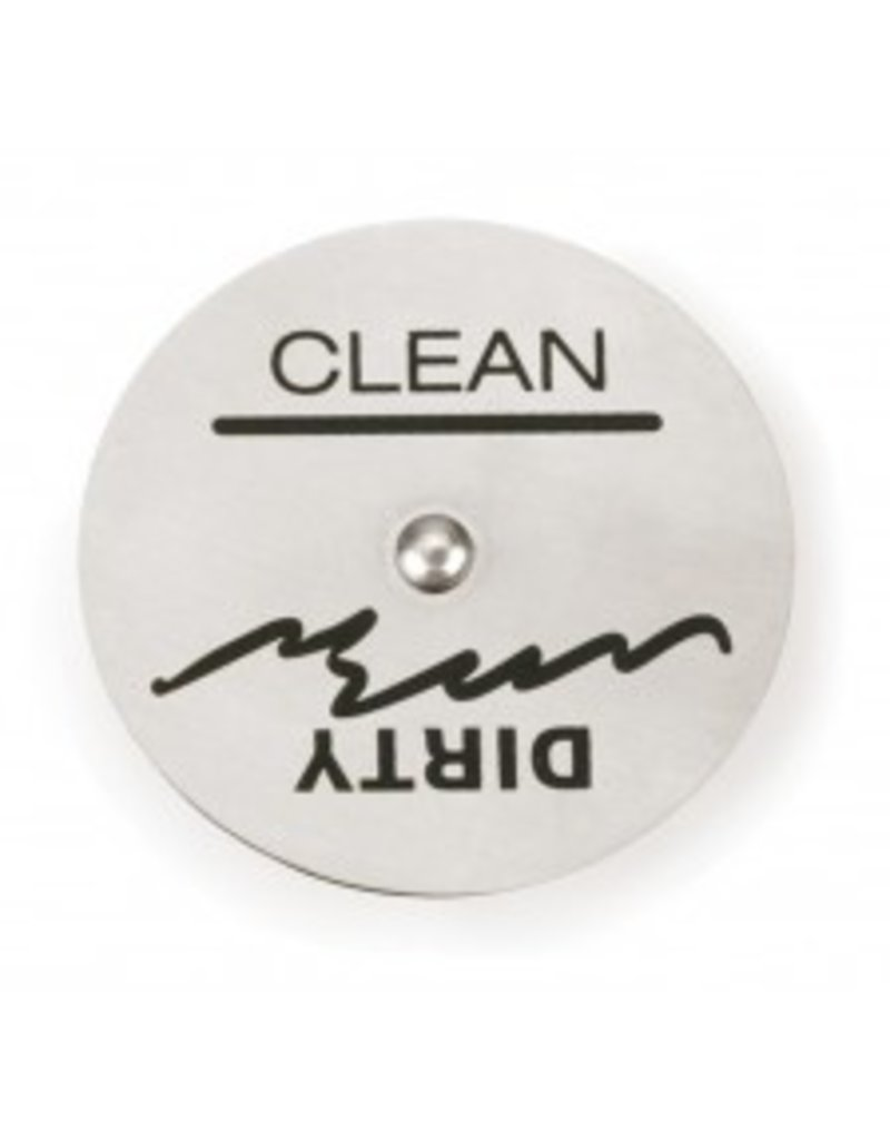 RSVP Endurance Stainless Rotating Dishwasher Magnet