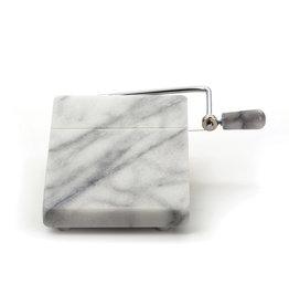 RSVP White Marble Cheese Slicer disc