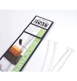 RSVP Replacement Wires for Marble Cheese Slicer, Set of 4 disc