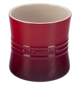 Le Creuset Utensil Crock Cerise Red