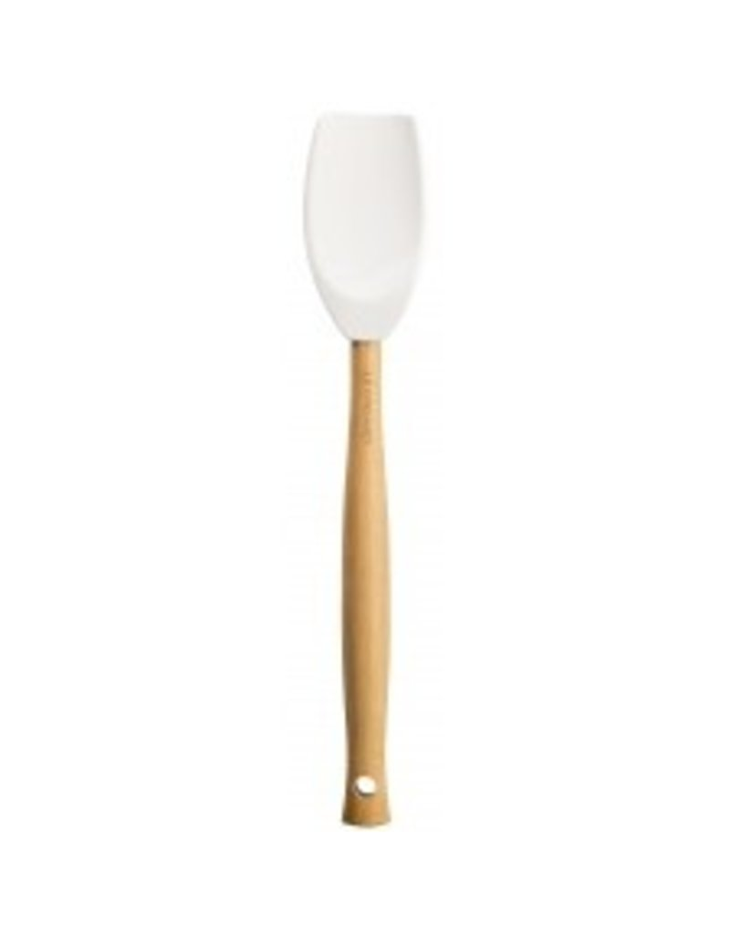 Le Creuset Craft Series Spatula Spoon White